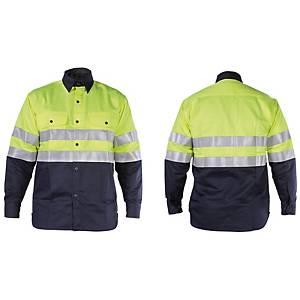 Camisa retardadora de chamas tratada pela WELDER A/V M