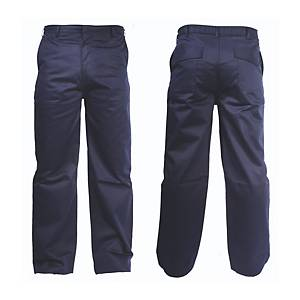 Pantalón ignífugo 3L Permaweld - azul - talla 3XL