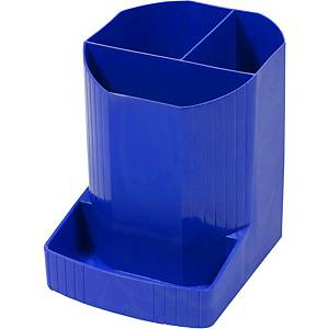 EXACOMPTA Forever Mini-Octo Pen Pot Blue