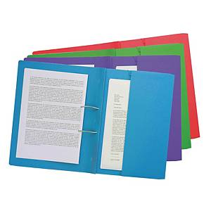 EXACOMPTA Forever Spiral File A4+ Asst - Pack Of 25