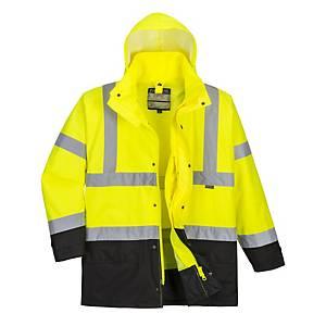Warnschutzjacke 5 in 1 Portwest S768, Grösse M, gelb