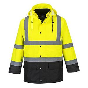 Warnschutzjacke 5 in 1 Portwest S768, Grösse S, gelb