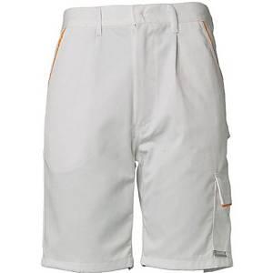 Herren Shorts Planam Highline 222377, Grösse M, weiss