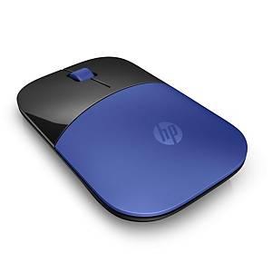 Bezdrátová optická myš HP Z3700, modrá