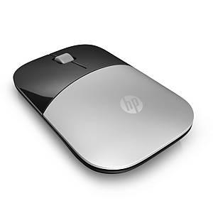 Bezdrátová optická myš HP Z3700, stříbrná