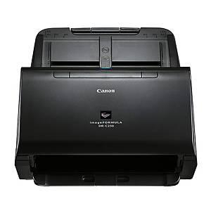 Stolný farebný skener Canon imageFormula DR-C230, obojstranný, A4