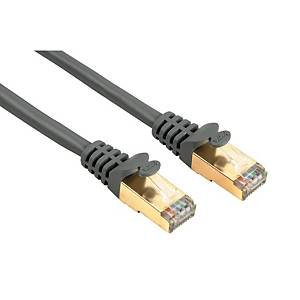 HAMA 41894 PATCH CABLE CAT5E 1.5M GREY