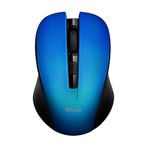 TRUST 21870 MYDO SILENT  kabellose Maus, blau