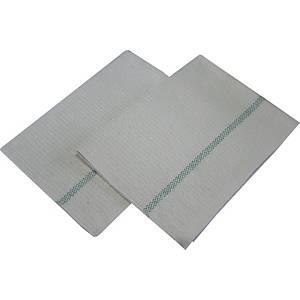 Hadr na podlahu Renáta netkaný 60 x 50 cm, bílý