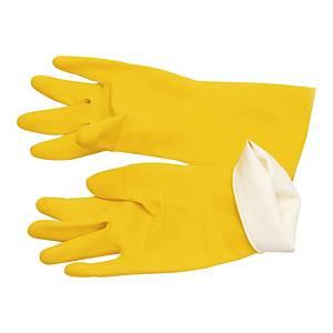 Rękawice gospodarcze CLEANPRO 351937, rozmiar L, para