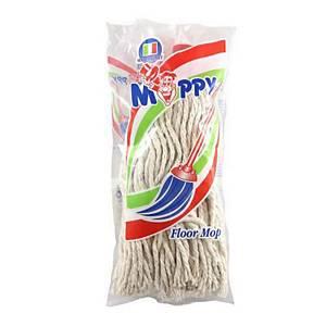 Mop třásňový, 180 g, bílý, bavlněný, DRT0393