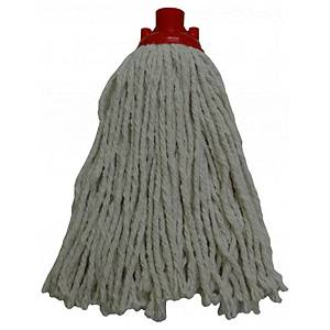 MOP REPLACEMENT COTTON 180G WHITE