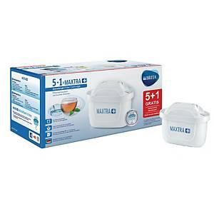 Wasserfilterkartusche Brita 767429, Maxtra+, 6 Stück
