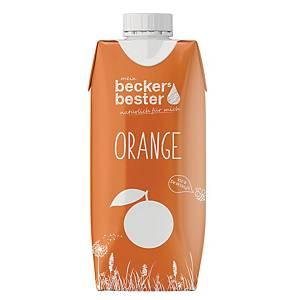 Orangensaft Beckers Bester, 0,33l Tetrapack, 12 Stück