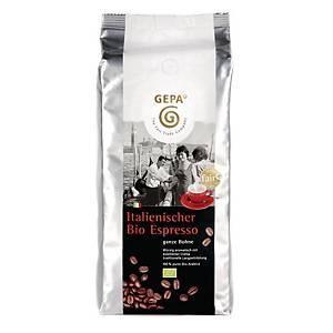 Espressobohnen Gepa 8910972, Bio Espressobohne, ungemahlen, 1000g
