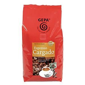 Espressobohnen Gepa 891091101, Cardago, ungemahlen, 1000g