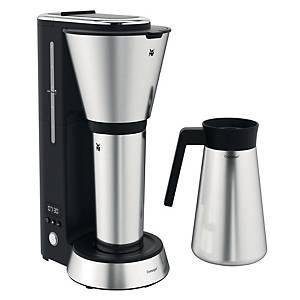 Kaffeemaschine WMF 0412260011 KüchenMinis, 2Go, silber/schwarz, für 5 Tassen