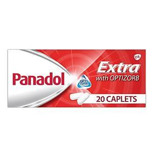 Panadol Extra with Optizorb - Box of 20