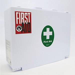 First Aid Kit Box - Large [DR]