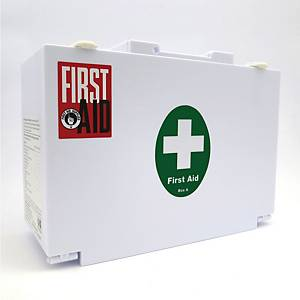 First Aid Kit Box - Small [DR]
