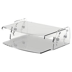 Fellowes Clarity monitor állvány, max. 10 kg, állítható