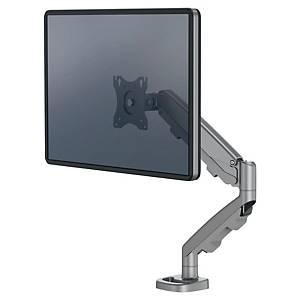 Bras support écran Fellowes Eppa Series - à pince - 1 écran - gris