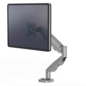 Braço de monitor único com braçadeira Fellowes Eppa