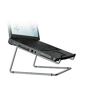 R-Go Steel Office Laptop Stand, Silver