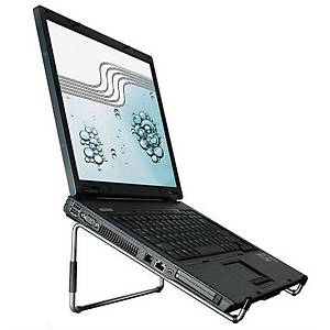 R-Go Steel Travel Laptop Stand, Silver