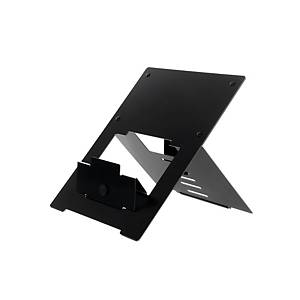 R-Go RGORISTBL Height-Adjustable Laptop Stand Black