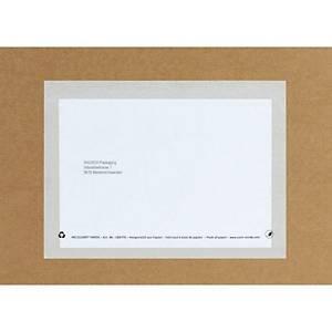Pochette pour documents Mecouvert, C5, paquet de 1000unités