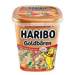 Tarrina de ositos de goma Haribo - Oro -  220 g