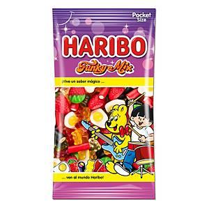 Bolsa de caramelos de goma y regaliz Haribo -Funky Mix - 75 g