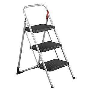 Escalera domestica Rolser M11 de 3 peldaños - 120 cm