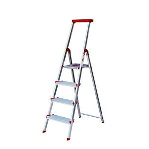 ROLSER BRICO 220 4 STEPS LADDER 1.54M