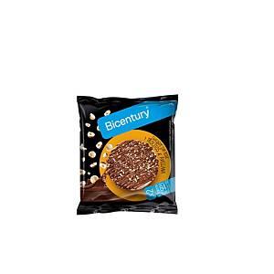Pack de 4 pacotes de 2 tortitas Bicentury - Chocolate com leite e avelãs