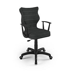 Kancelárska stolička Entelo Good Chair Norm, čierna