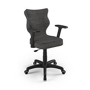 Kancelárska stolička Entelo Good Chair Uni, antracit