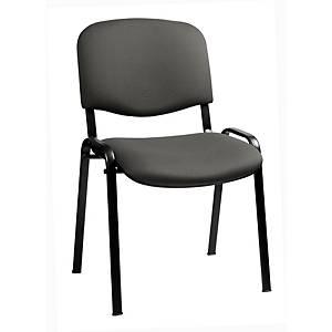 Konferenční židle Antares Taurus T, šedá