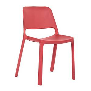 ANTARES PIXEL CHAIR E-8 CORAL BAY RED