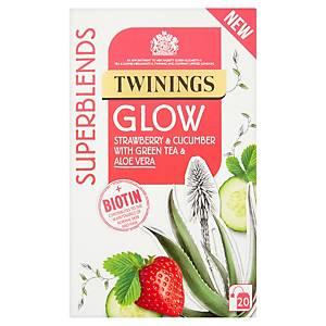 Twinings Superblend Glow Tea - Pack Of 20