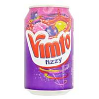 Vimto Cans 330ml - Pack Of 24