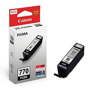 Canon PGI-770 墨水盒 黑色