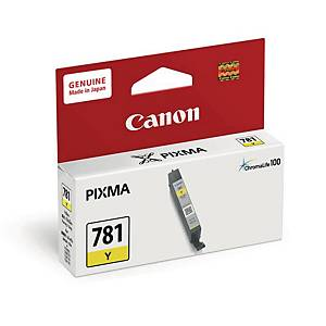 CANON ตลับหมึกอิงค์เจ็ท CLI-781Y สีเหลือง
