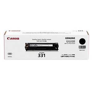 Canon 331 Toner Cartridge - Black (1400 Pages)