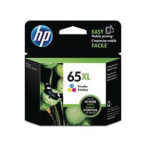 HP 65XL N9K03 墨水盒 彩色