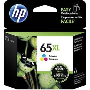 HP 65XL N9K03A Inkjet Cartridge - Tri-Colour