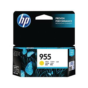 HP 955 L0S57AA Inkjet Cartridge- Yellow