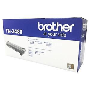 BROTHER TN-2480 LAS CART BLK