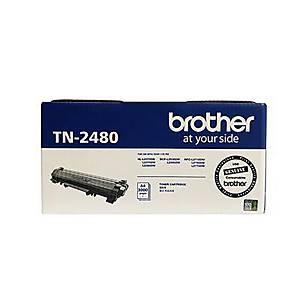 BROTHER TN-2480 ORIGINAL LASER CARTRIDGE BLACK